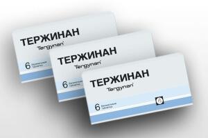 Для лечения воспаления яичников применяют препарат Тержинан
