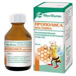 Настойка прополиса на спирту: натуральное «средство от всех болезней»