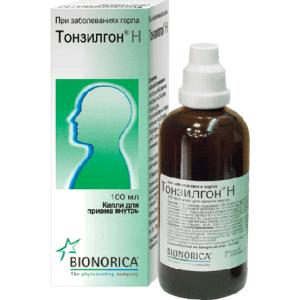 Тонзилгон применяется, как для лечения так и для профилактики инфекционных заболеваний
