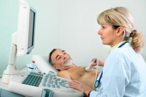 Для диагностироавния заболевания используют ультразвуковое исследование