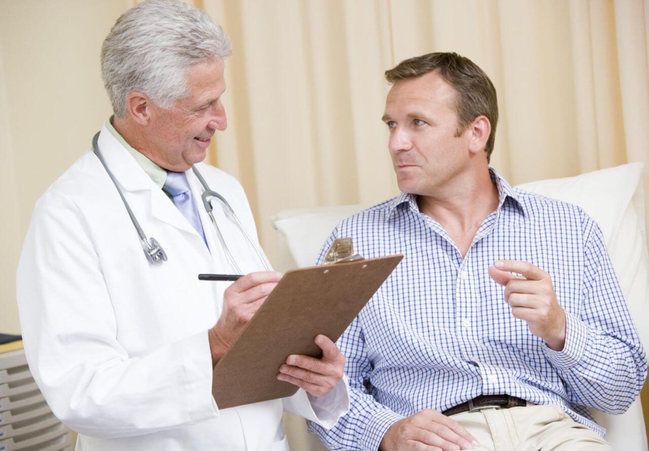 Простатит лечение у врачей