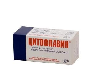 Побочные действия Цитофлавина: основные симптомы