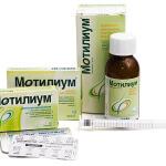 Состав препарата Мотилиум: свойства и особенности лекарства