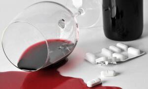 Клофелин и алкоголь - не совместимы