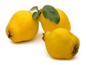 Айва - низкокалорийный фрукт