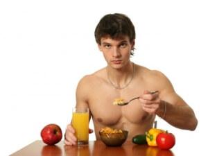 Полноценное питание - залог успешного улучшения качества спермы