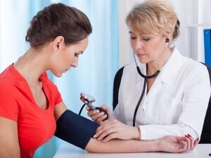 Назначить лекарства от гипертонии должен специалист