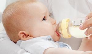 Питание ребенка - важный фактор эффективного лечения рахита