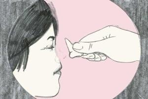Аносимя - полная или частичная потеря обоняния