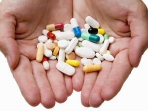 Основное средство лечения - антибактериальные препараты