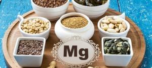 Продукты иптания - источник поступления магния в организм