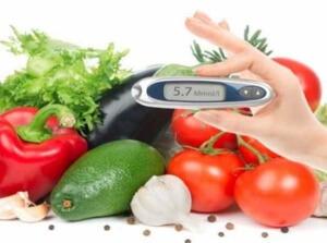 Способ снижения сахаа в крови - специальная диета