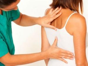 Хондроз - заболевание позвоночника