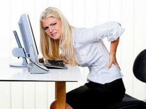 Основной симптом хондроза - болевые ощущения в спине