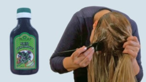 Репейное масло - средство для улучшения состояния волос