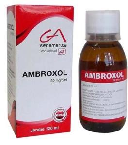 Амброксол - эффективный отхаркивающий препарат