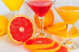 Употребление соков - способ очищения лимфы