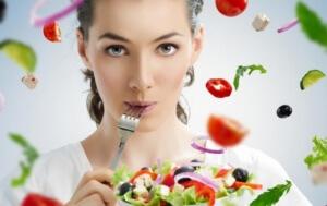 При чистке лимфы следует придерживаться специальной диеты