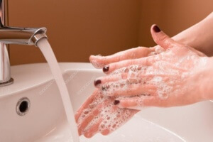 Не соблюдение правил гигиены - одна из причин появления болезни