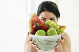 Не сбалансированное питание - одна из причин недостатка калия в организме