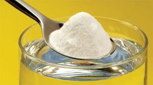 При использовании содового раствора следует соблюдать правильные пропорции