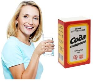 Содовый раствор для полоскания горла в домашних условиях