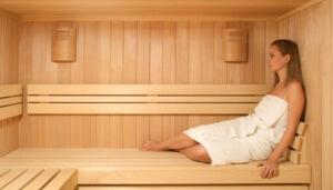 При посещении бани соблюдайте меры предосторожности