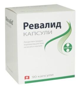 Витамины для волос Ревалид: отзывы, показания к использованию