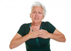 Сильная боль в области сердца - сигнал о наличии патологии