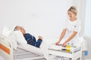 Строгий постельный режим - залог успешног лечения инсульта