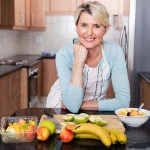 Питание после 50 лет для женщин: полезный рацион