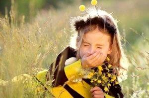 Аллергия - одна из причин вазомоторного ринита