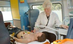 При болевом шоке необходима срочная медицинская помощь