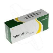 Передозировка препарата Триган Д: симптомы