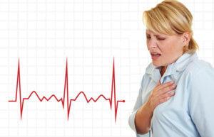 Нарушения в работе сердца - одна из причин болевых ощущений