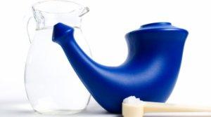 Раствор для полоскания можно приготовить в домашних условиях