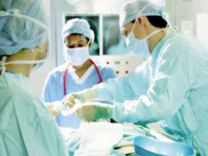 В зависимости от степени болезни назначают разные виды операций