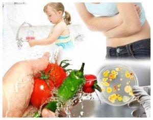 Соблюдение правил гигиены - залог здоровья малыша