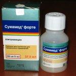 Сумамед: сколько стоит препарат, рекомендации по использованию
