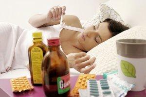Насморк, кашель, температура - симптомы простуды и гриппа