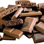 Молочный шоколад: польза и вред для организма