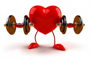 Физические нагрузки полезны для укрепления сердца