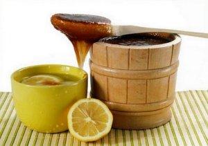 Мед с лимоном - эффективное седство лечения
