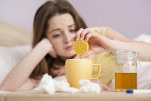 Хронический воспалительный процесс в миндалинах