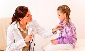 Что делать, если у ребенка увеличена щитовидная железа?