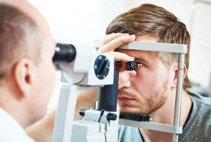 Патологические изменения в нервных волокнах глаза