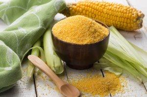 Кукурузная каша в дневном рационе