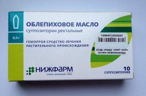 Облепиховое масло: ректальные свечи, показания и безопасное применение