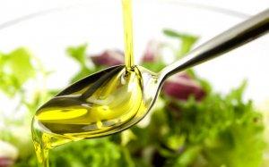 Использование подсолнечного масла при жарке