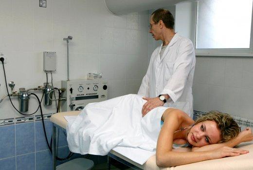 Промывка кишечника гидроколонотерапия цена